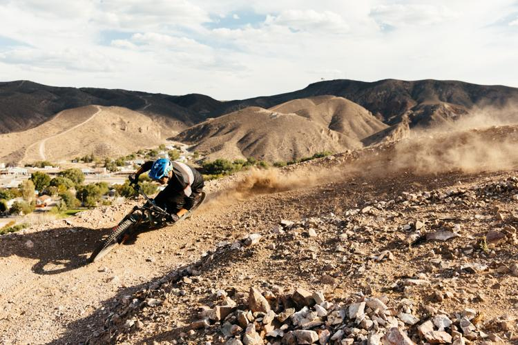 Nevada Highway 50 MTB Road Trip: Caliente's Hot Lines