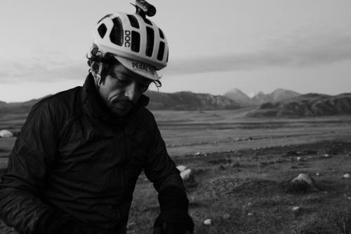 Melancholic Beauty on the Silk Road Mountain Race