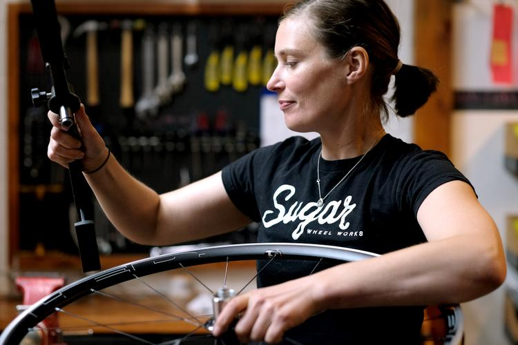 Breadwinner Cycles Joins Forces Sugar Wheel Works
