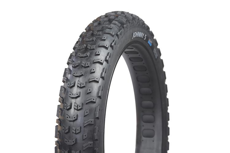 Terrene Tires is Ready for Winter with the Johnny 5 Fat Bike Tire