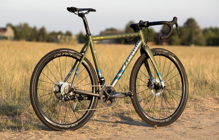 Mosaic Cycles and Mitch Hoke Partner for Wounded Warrior Project