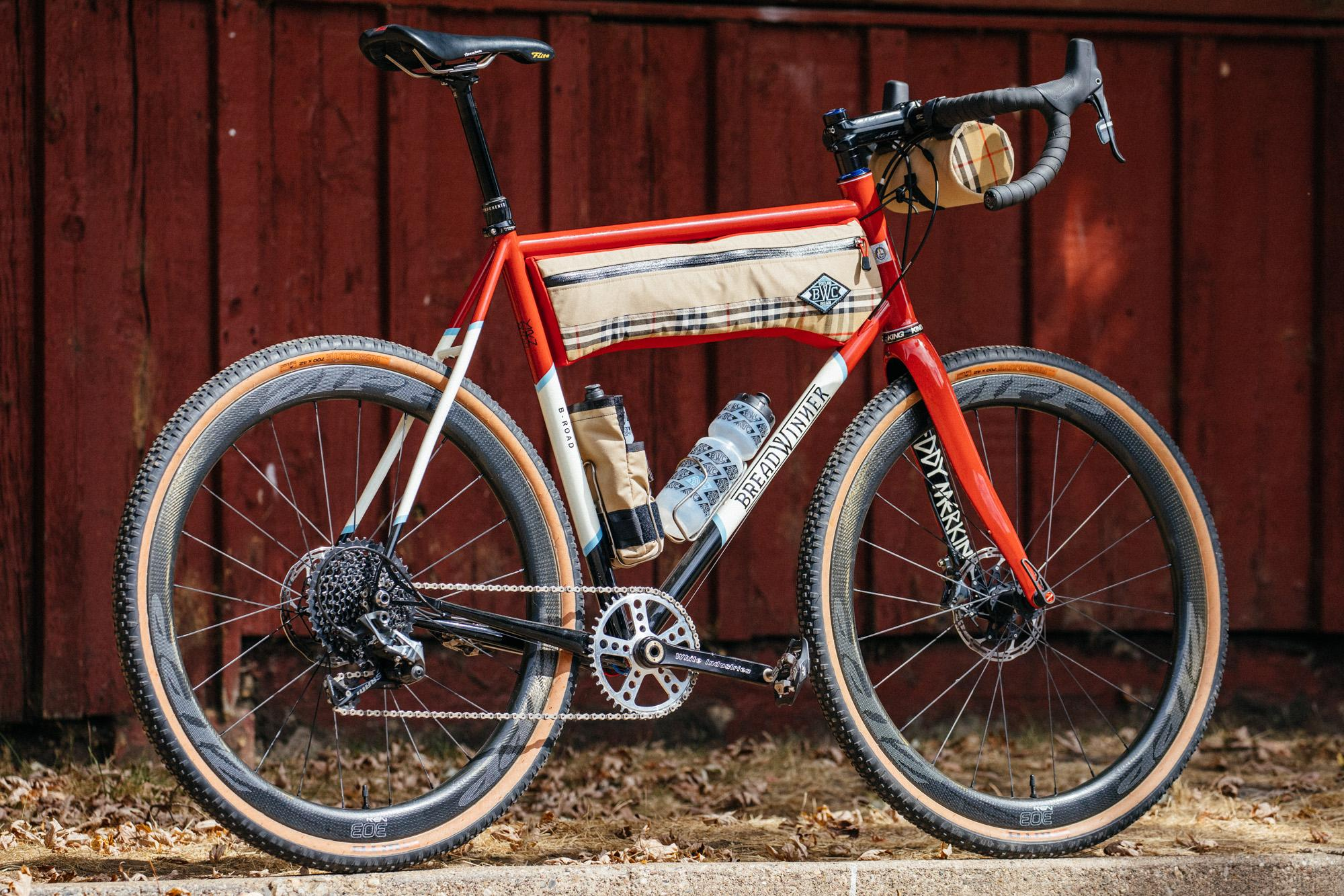 2018 Grinduro: Breadwinner Cycles Burberry B Road