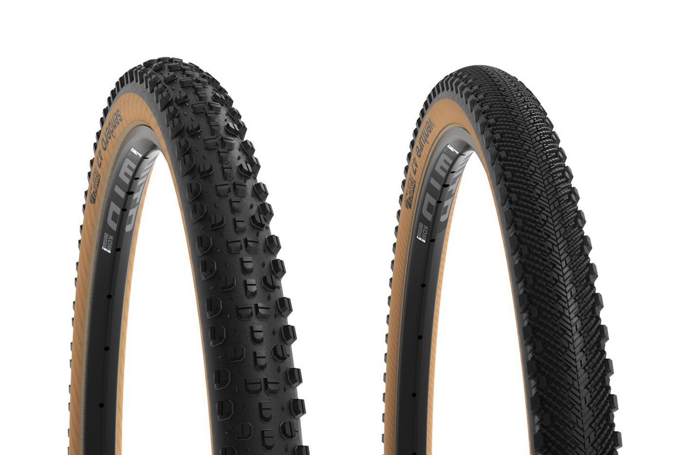 WTB Launches Sendero and Venture Road Plus Tires