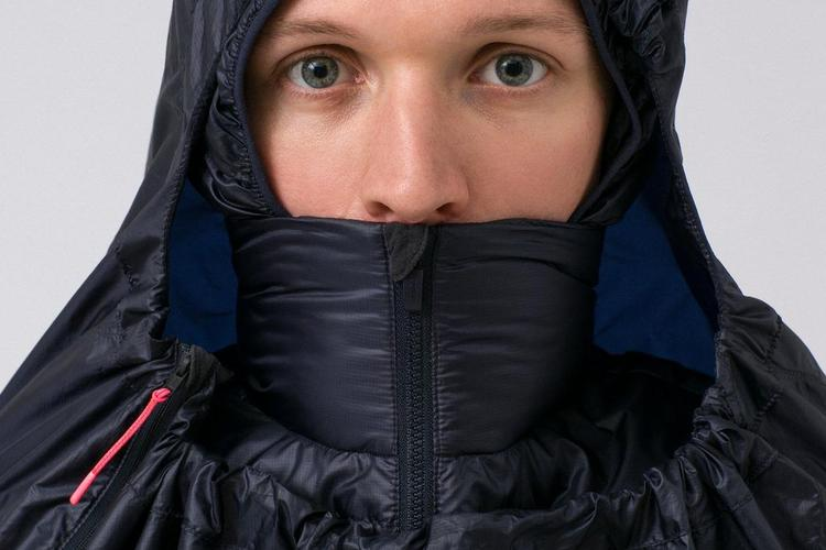 Rapha Embraces the Cold with their Explore Down Sleeping Bag and Jacket