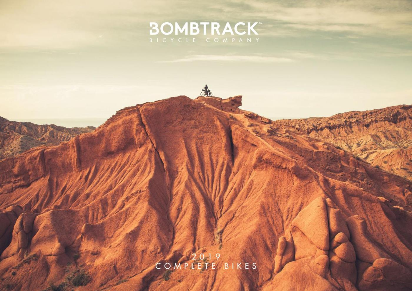 Check out the Latest Bikes from Bombtrack