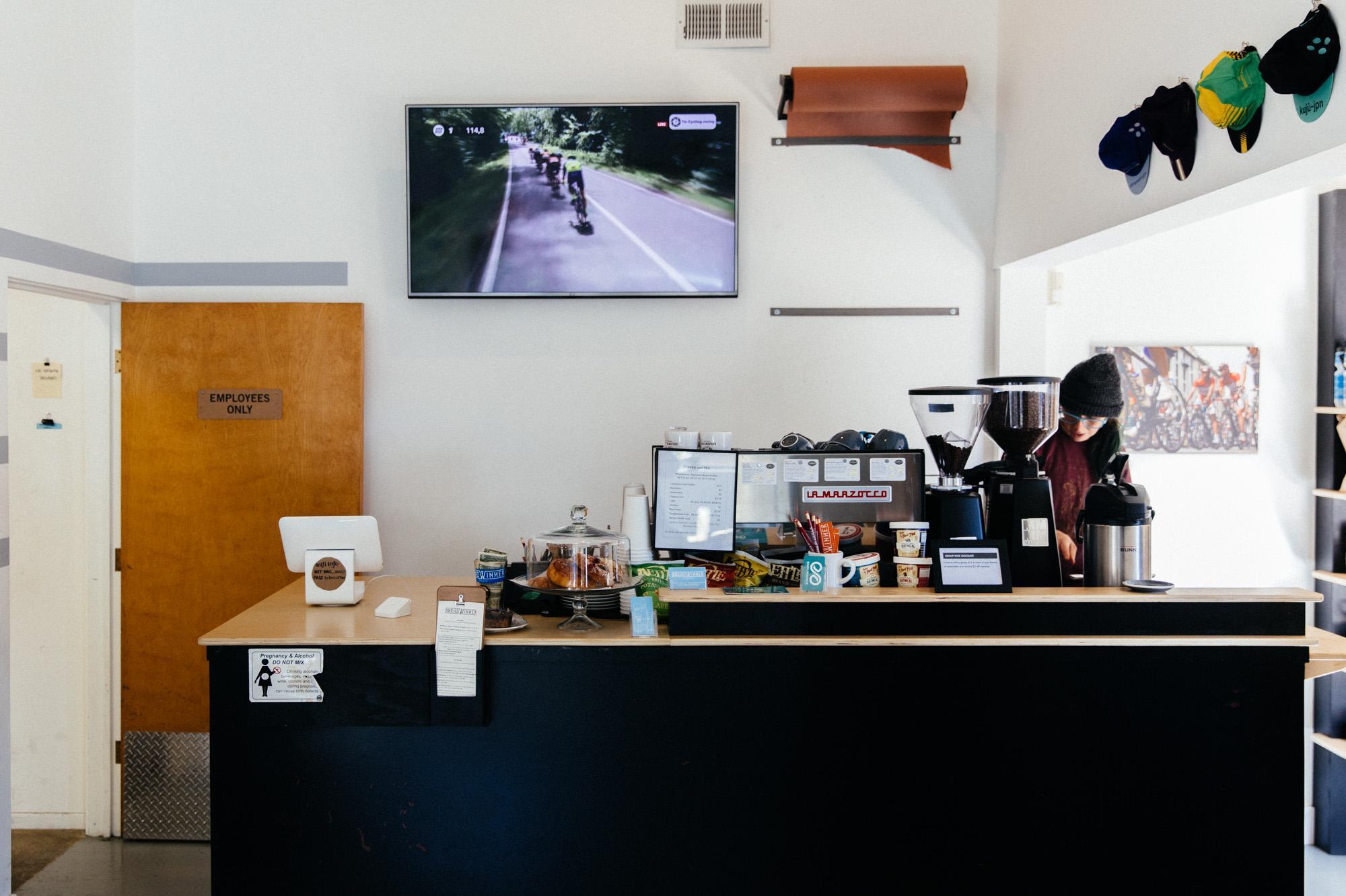 Cafe vignettes