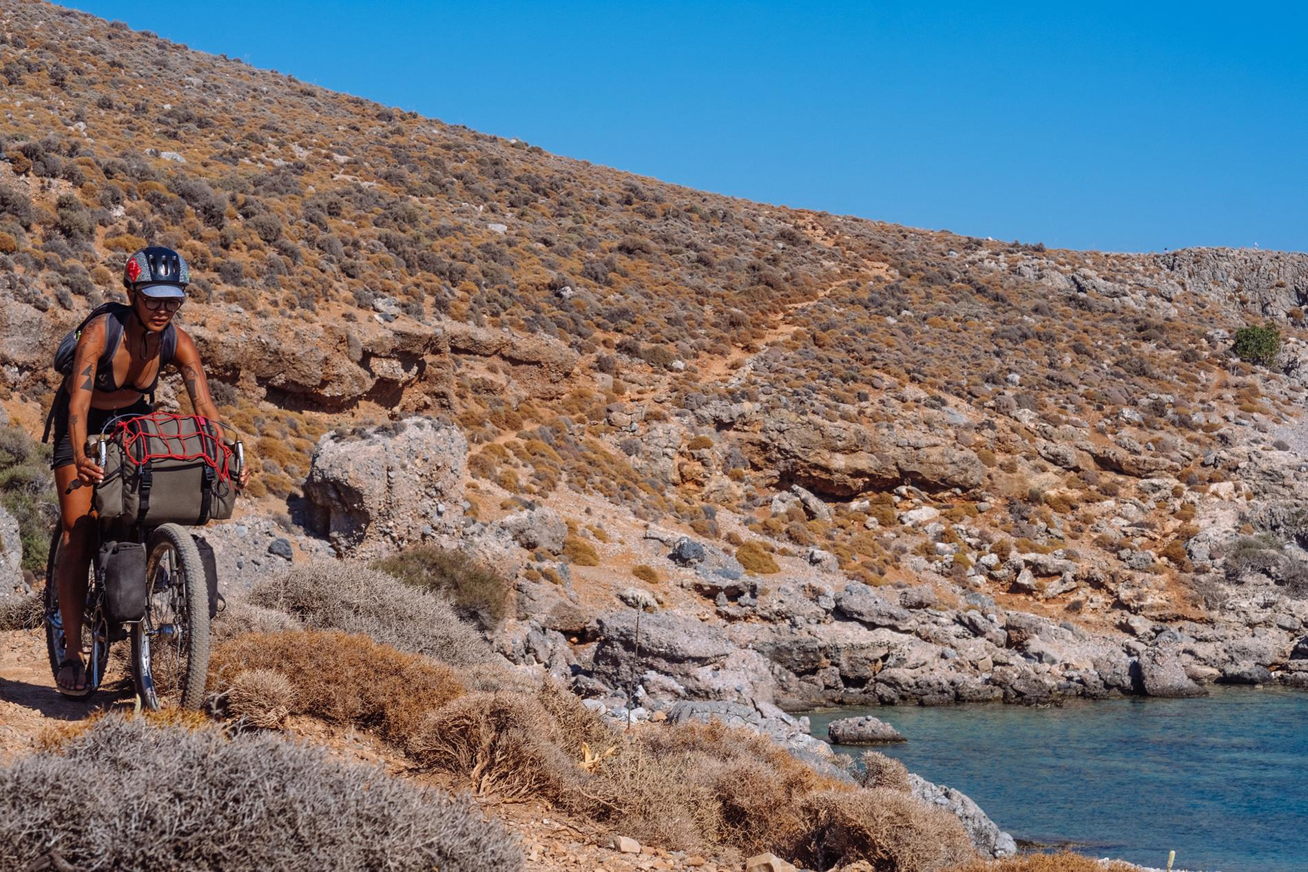 The Gods and the Goats: A Free Form Journey Into Crete