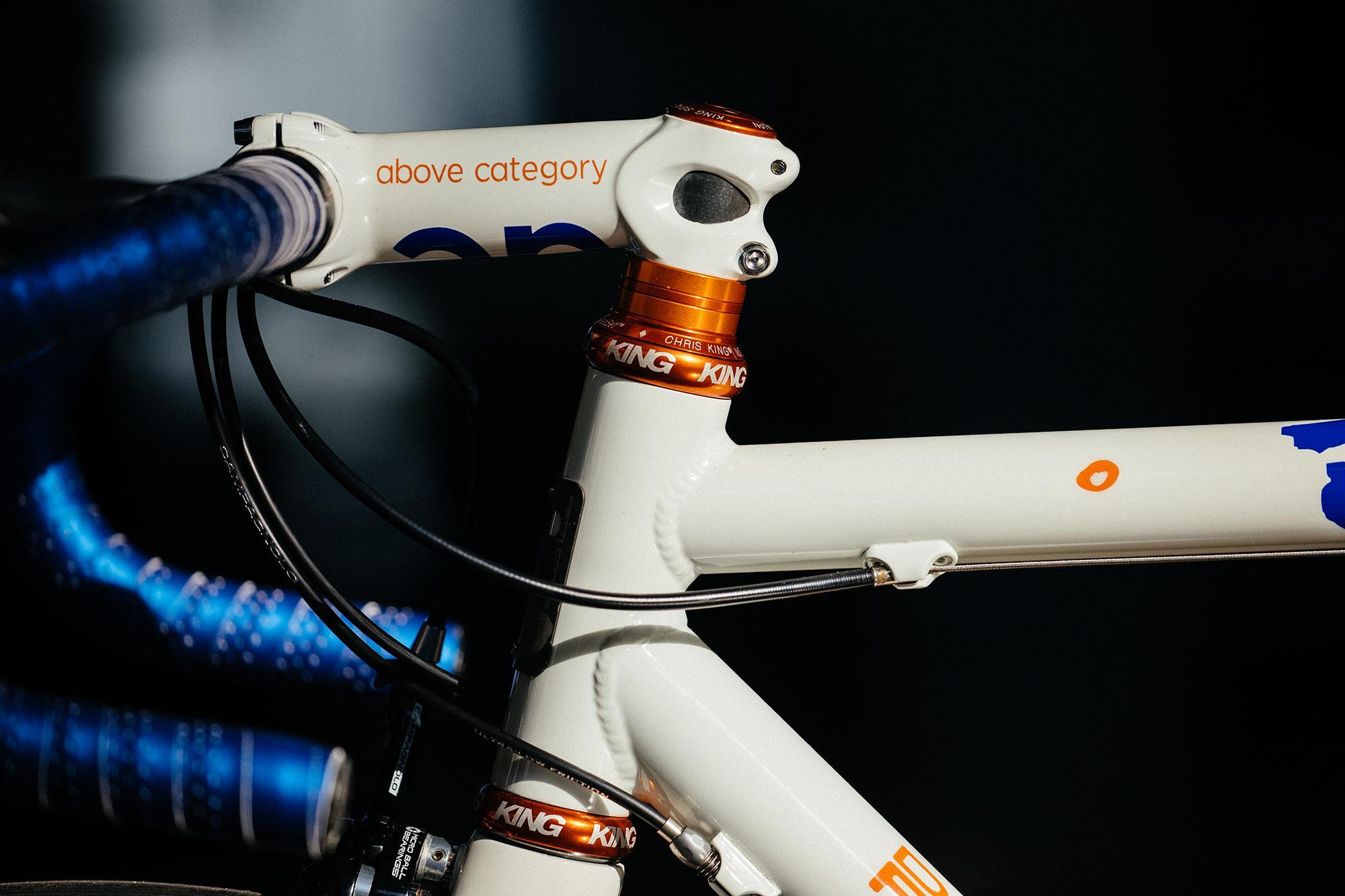 A Farewell Pegoretti Love 3 Aluminum Road Bike