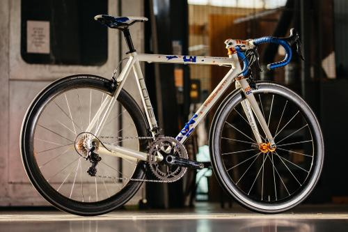 A Farewell Pegoretti Love 3 Aluminum Road Bike