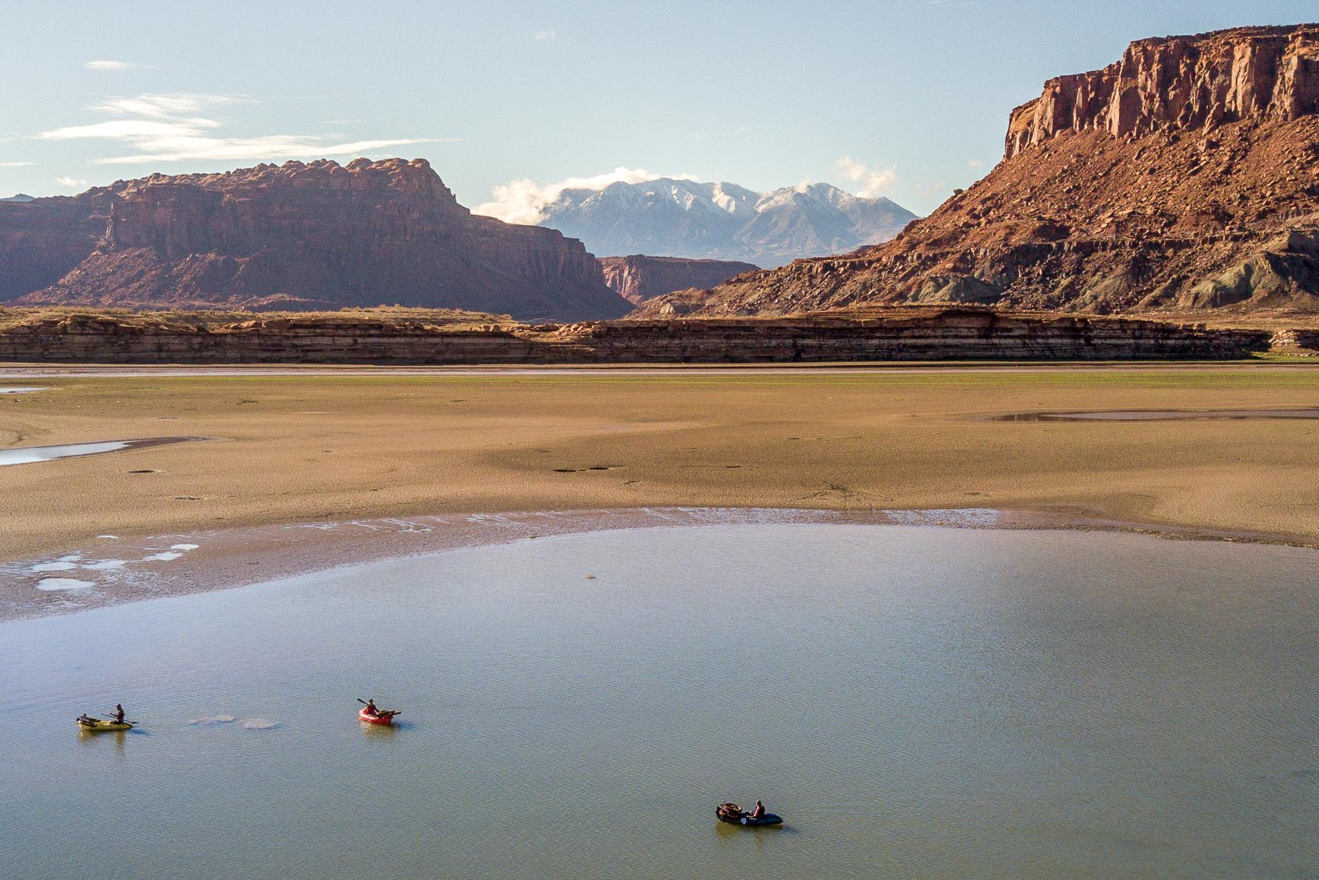 Quicksand, Camaraderie, and Existential Optimism in Canyon Country