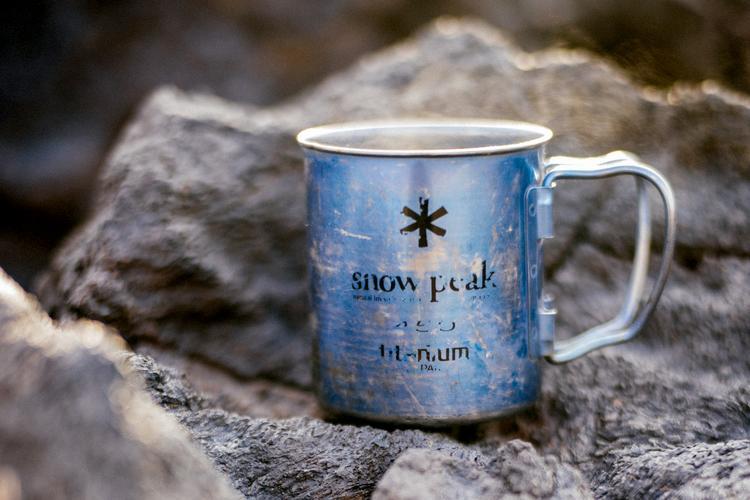 Snow Peak's Titanium Story