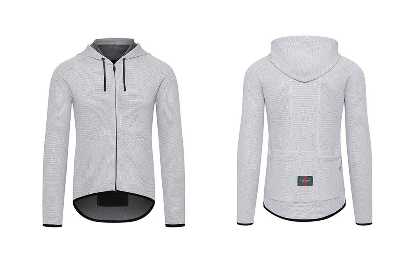 Cafe Du Cycliste's Solenne Hoodie