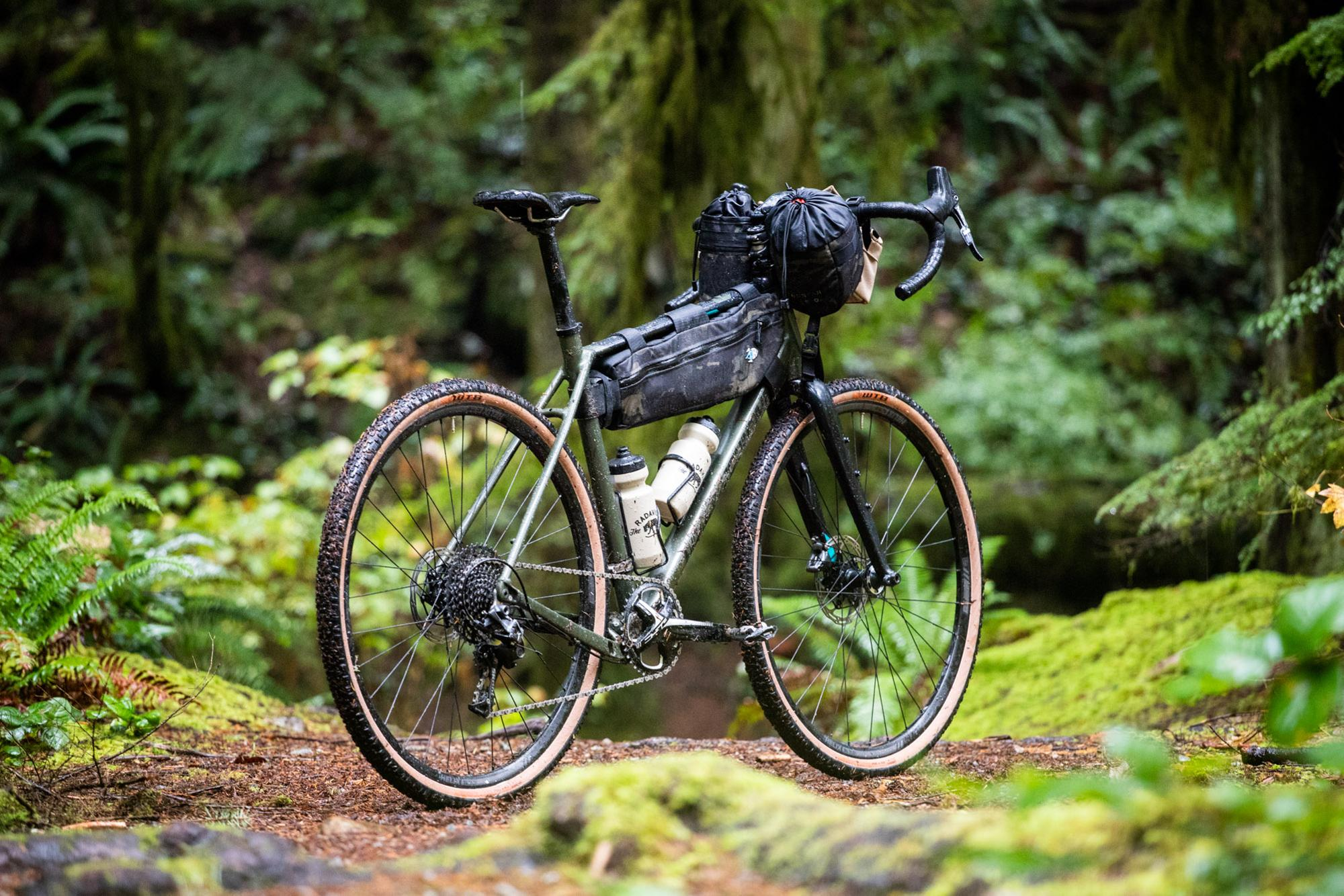 Beyond Mountain Bikes with the Rocky Mountain Solo 70 – Morgan Taylor