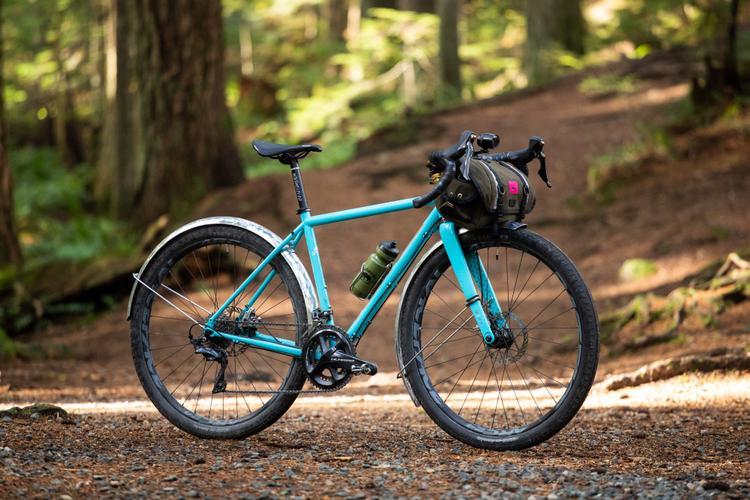 Wendy's Silk Road Mountain Race Bike is Now a Badass Commuter – Morgan Taylor