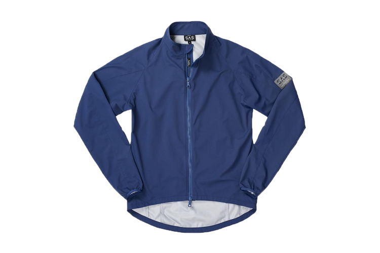 Search and State: S1-J Riding Jacket in Navy
