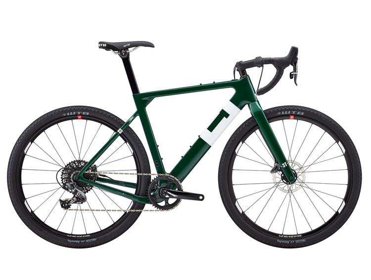3T Exploro in British Racing Green