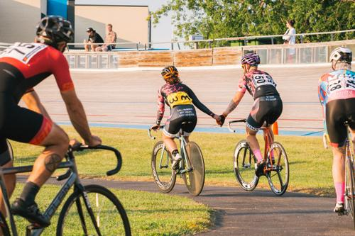 A Love Letter to a Velodrome