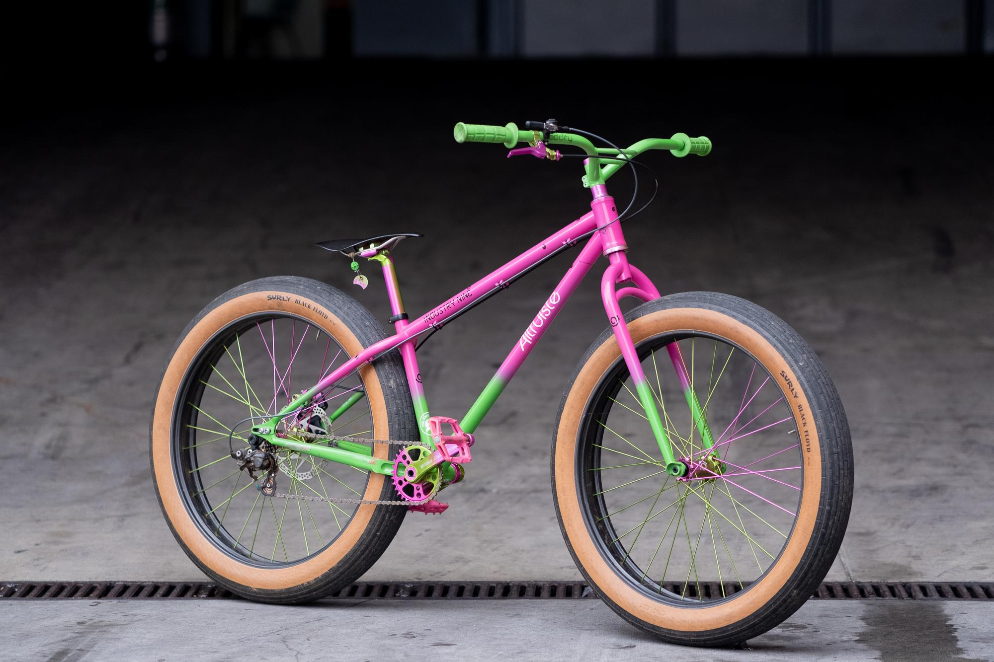 ltruiste Plump Watermelon Pump Track Bike