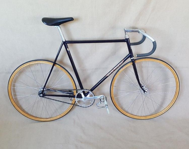 Paragon Machine Works is Auctioning a Rare Bruce Gordon Track Bike for Fire Relief