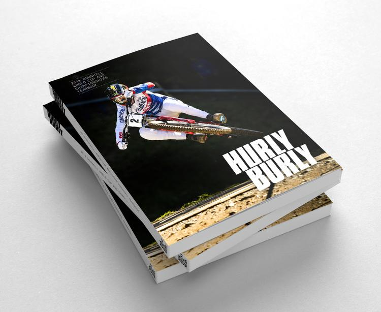If You Like MTB Photography and Print Mags: Hurly Burly
