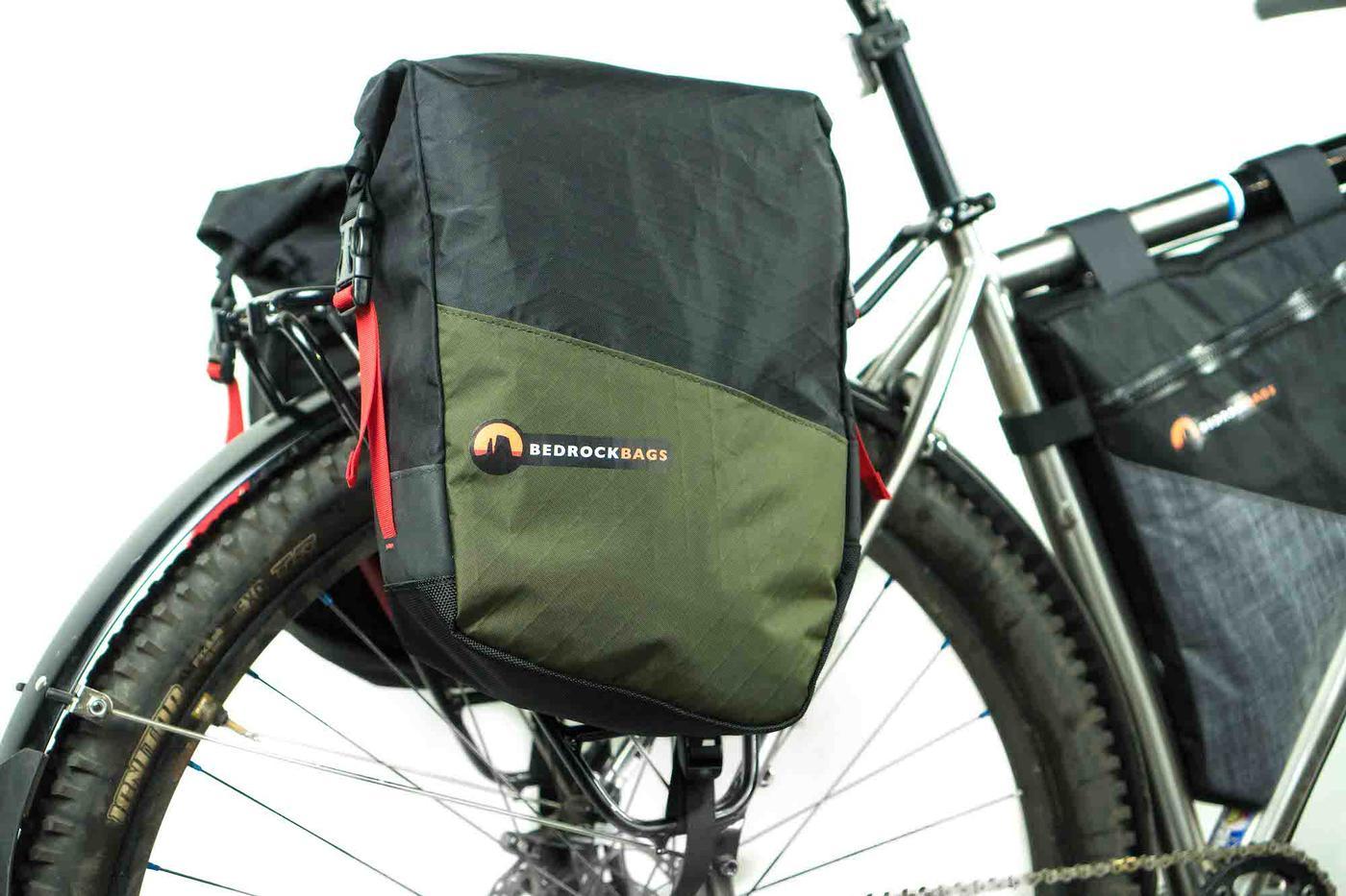 Bedrock Bag's Hermosa UL Panniers
