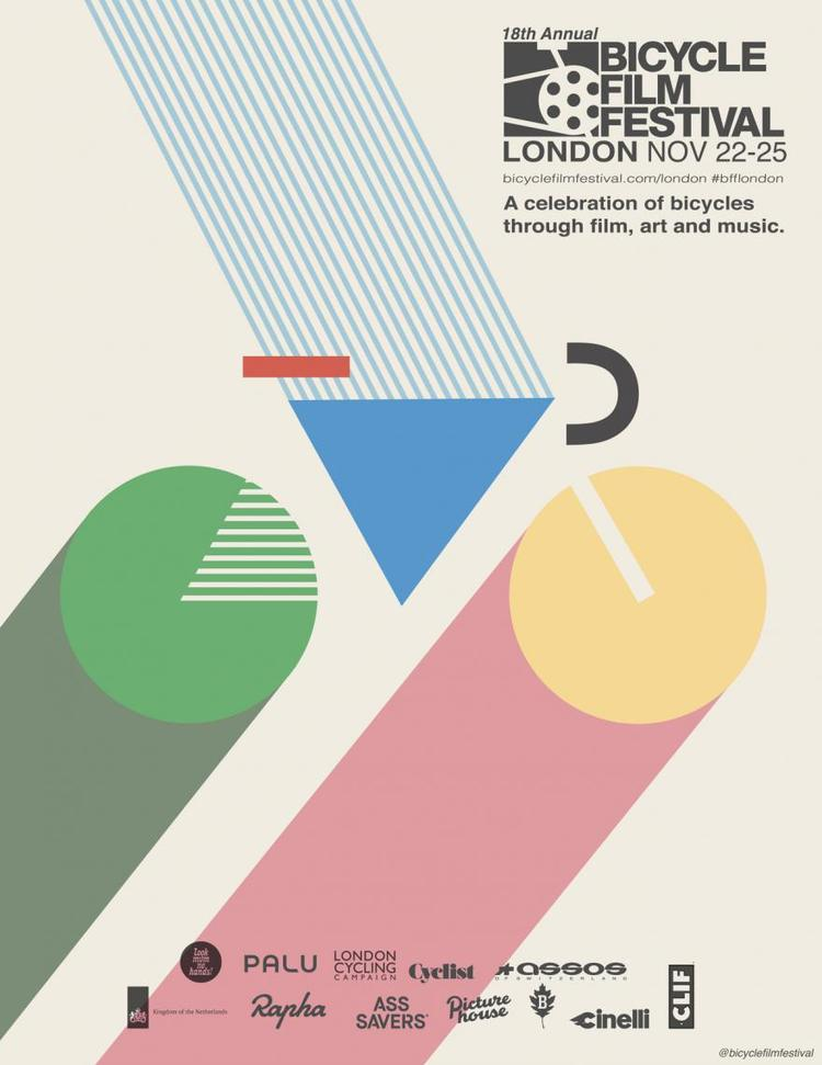 The Bicycle Film Festival Returns to London Next Week!