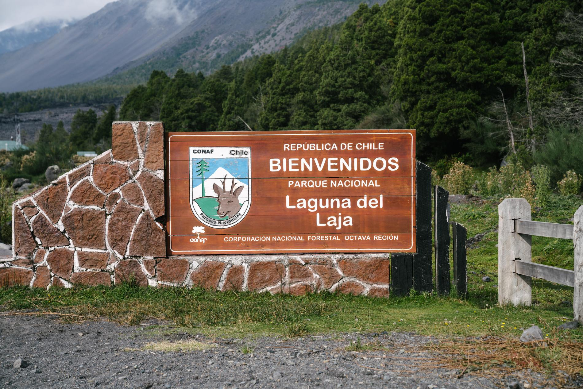 My first Chilean Nat'l Park