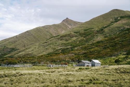 Abandoned settlements