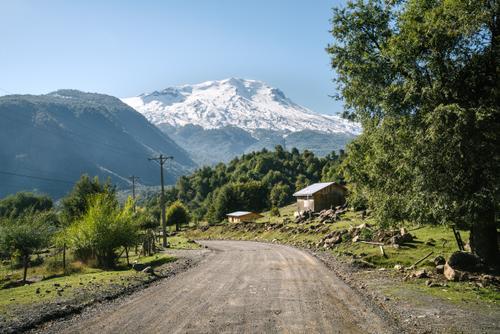 Palmucho village