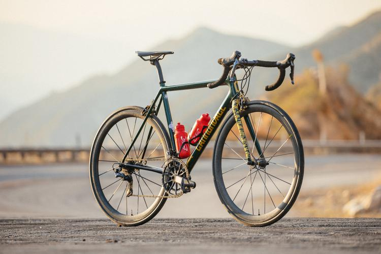 The Team Dream Cannondale SuperSix EVO Hi-Mod  Features Custom ENVE and eeCycleWorks
