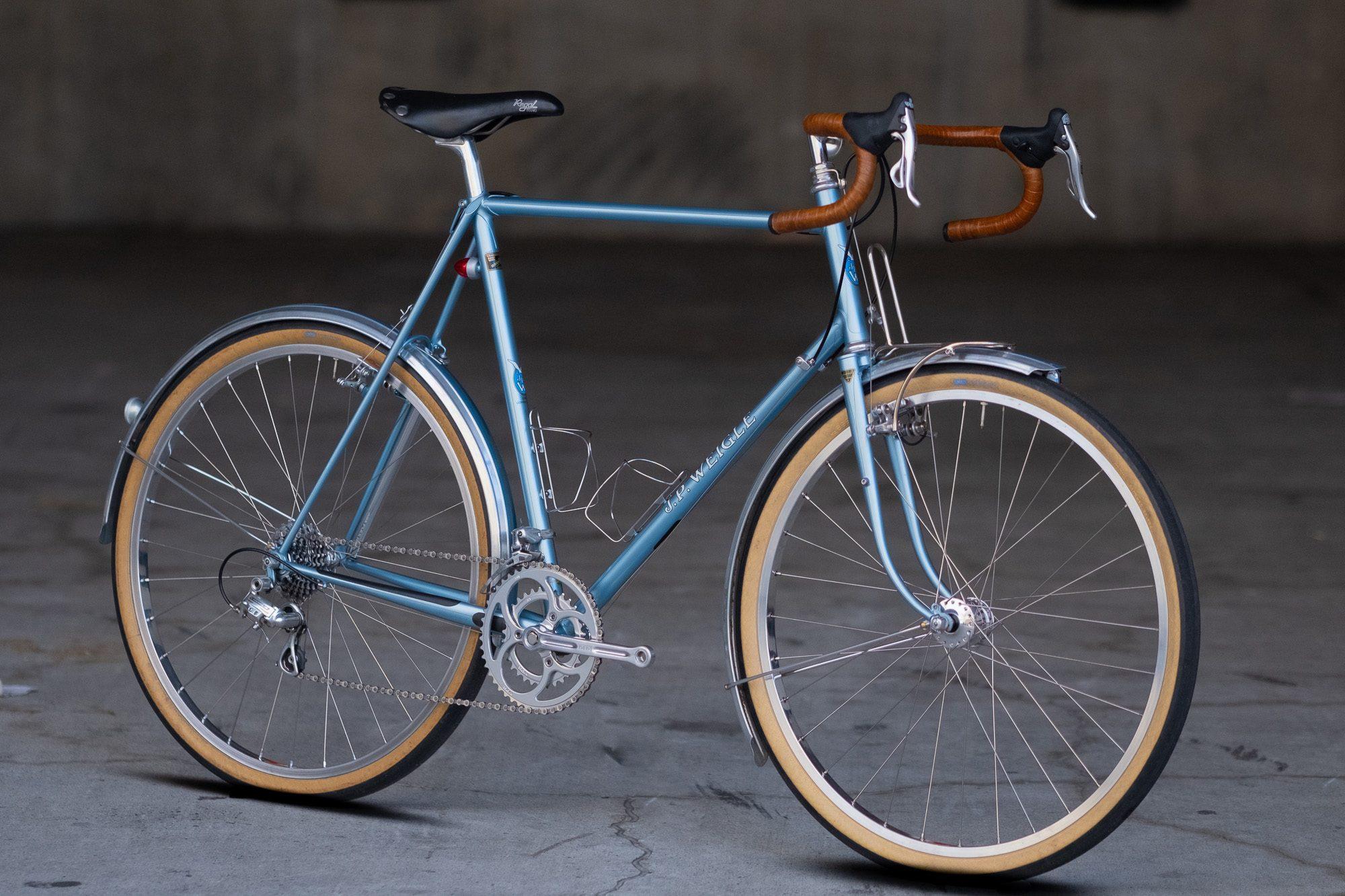 JP Weigle Randonneur bikes