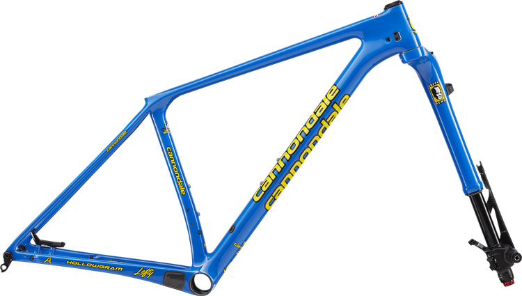Cannondale's F-SI Throwback Frames are a Proper Throwback