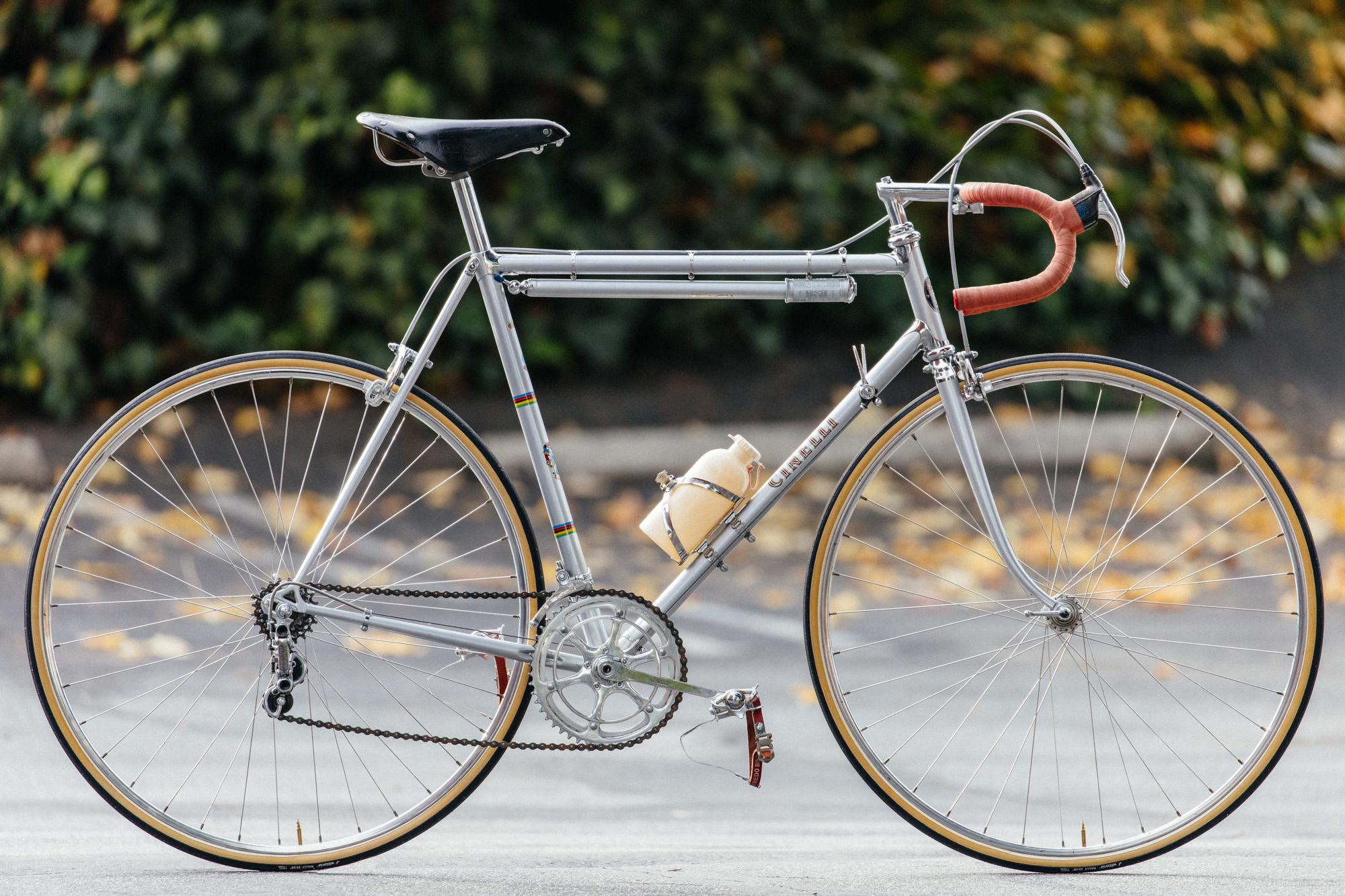1960's Cinelli Super Corsa Road-1