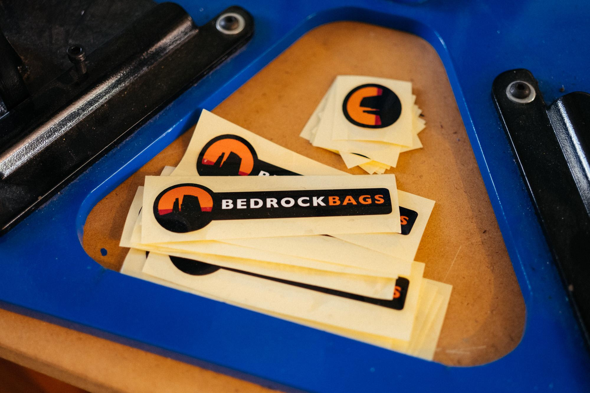 Bikes, Bags, and USA Made Tags: Bedrock Bags