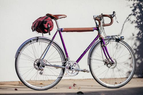 Buck's Unique Chesini Light Tourer