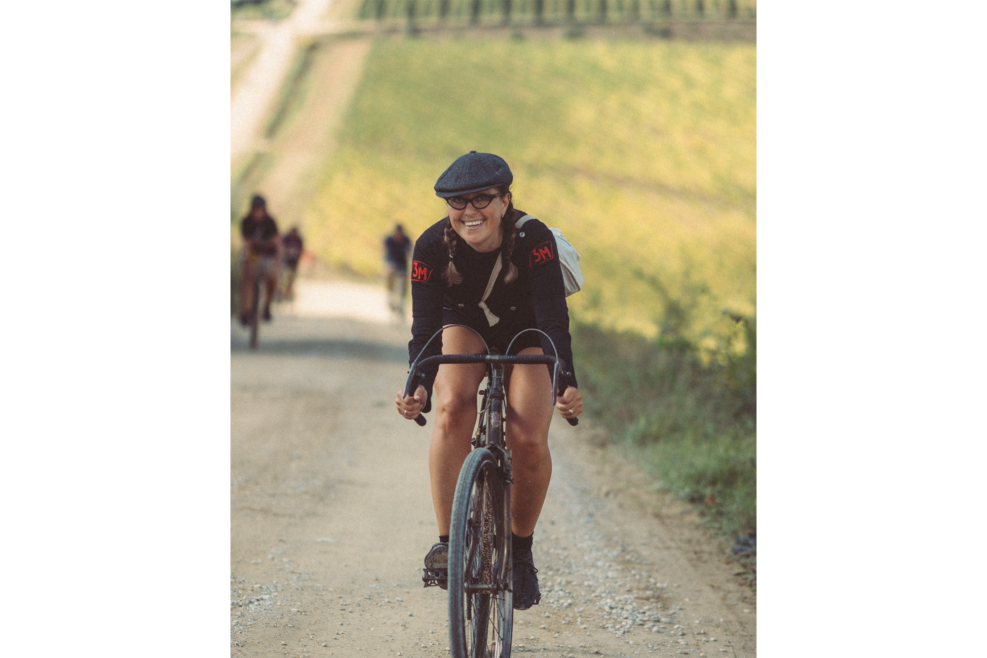 The Devil in a Dress; L'Eroica Celebrates Alfonsina Strada