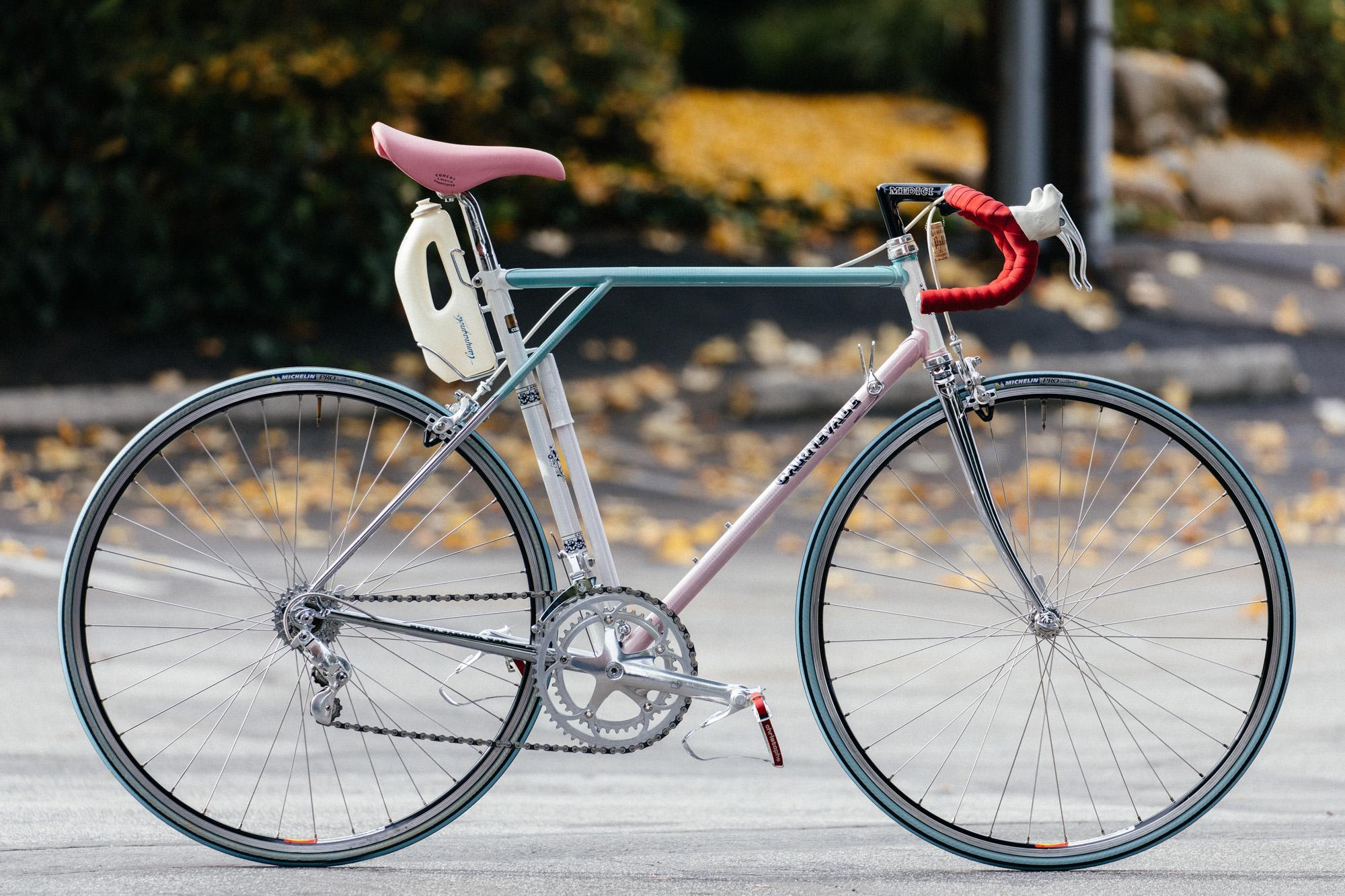 Medici-Built Carnevale C-Record Road