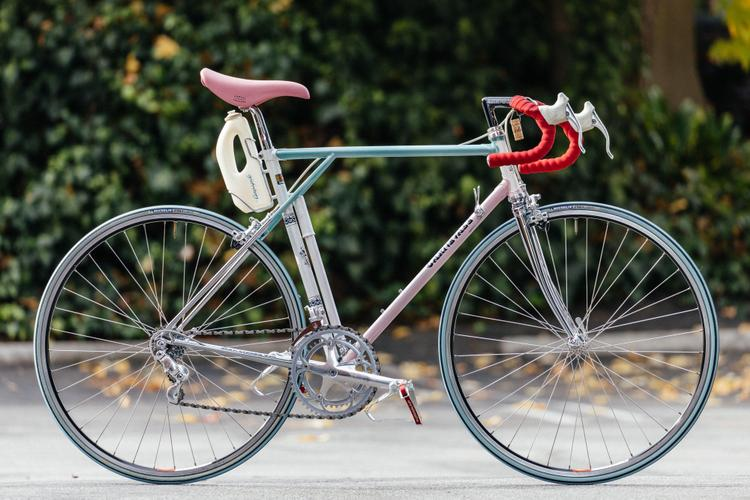 The Cub House Bike Show and Swap: Medici-Built Carnevale C-Record Road