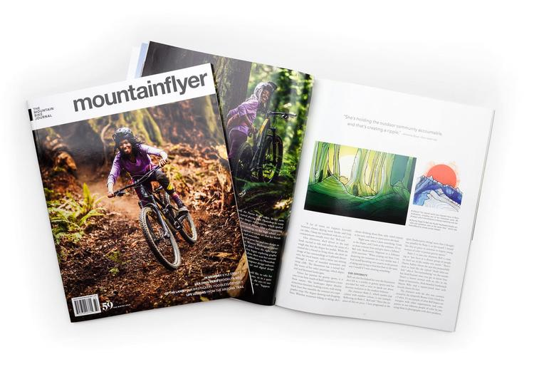 Mountain Flyer's Latest Cover is Amazing