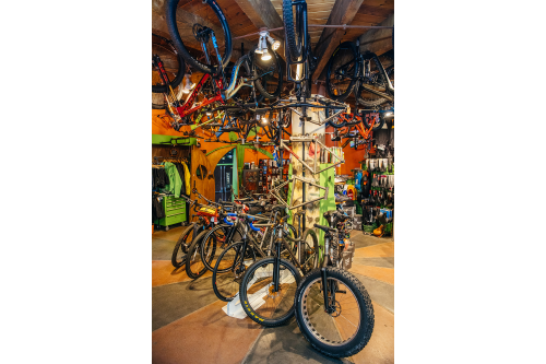 A Slice of Cycling History at Orange Peel Bikes in Steamboat Springs