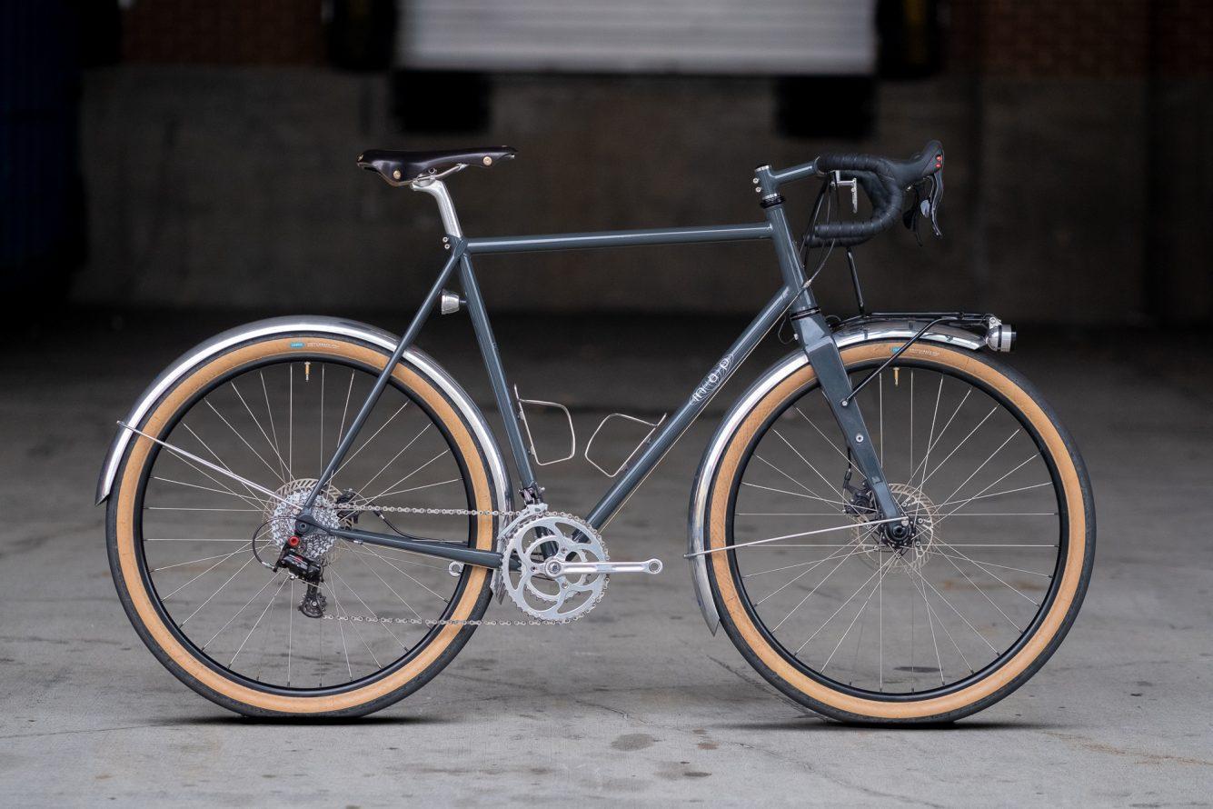Top Philly Bike Expo: Map 650b Dirt Disc Rando