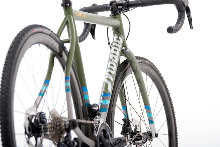 Mosaic for Wounded Warrior Project: CX Bikes Up For Auction