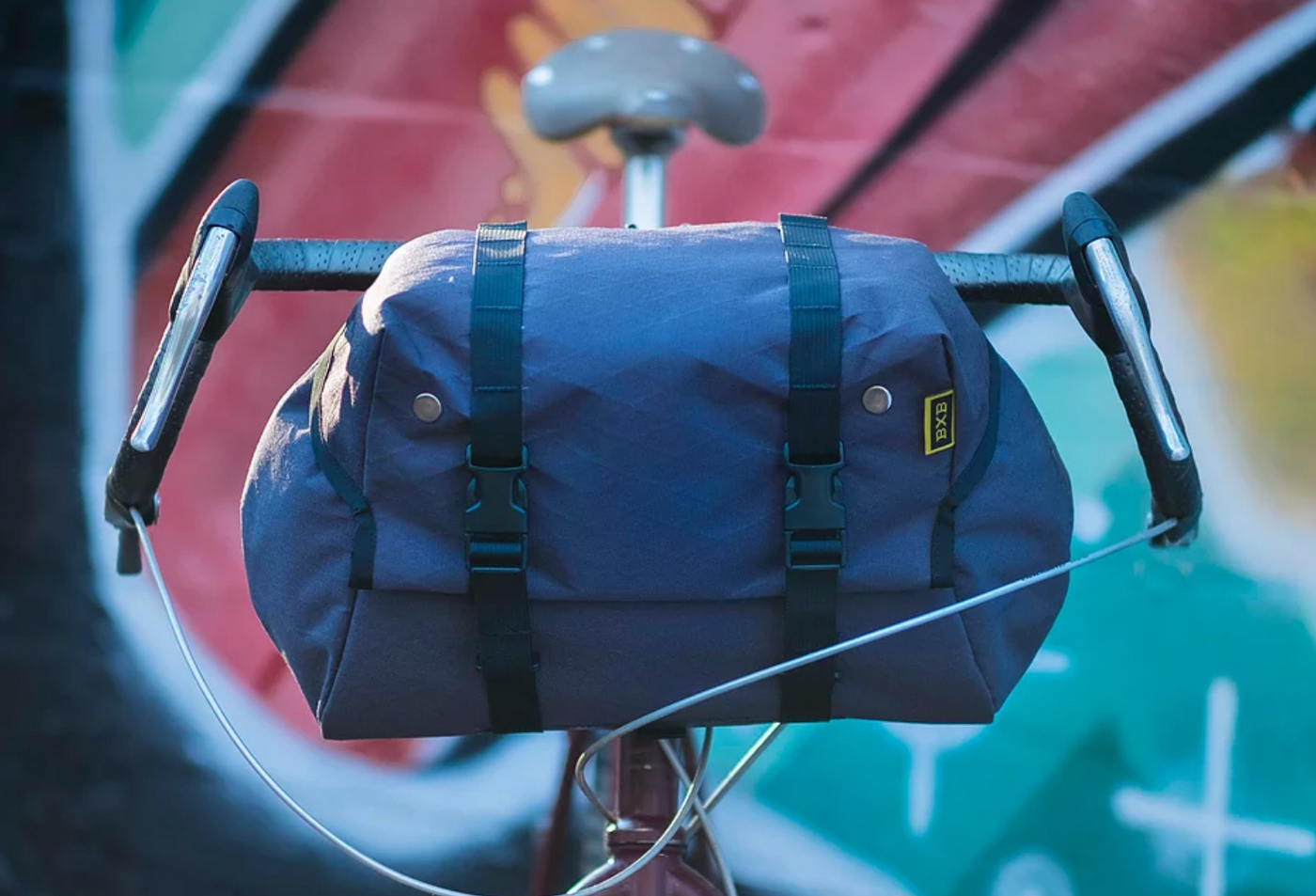 Bags by Bird: Teardrop Handlebar Bag