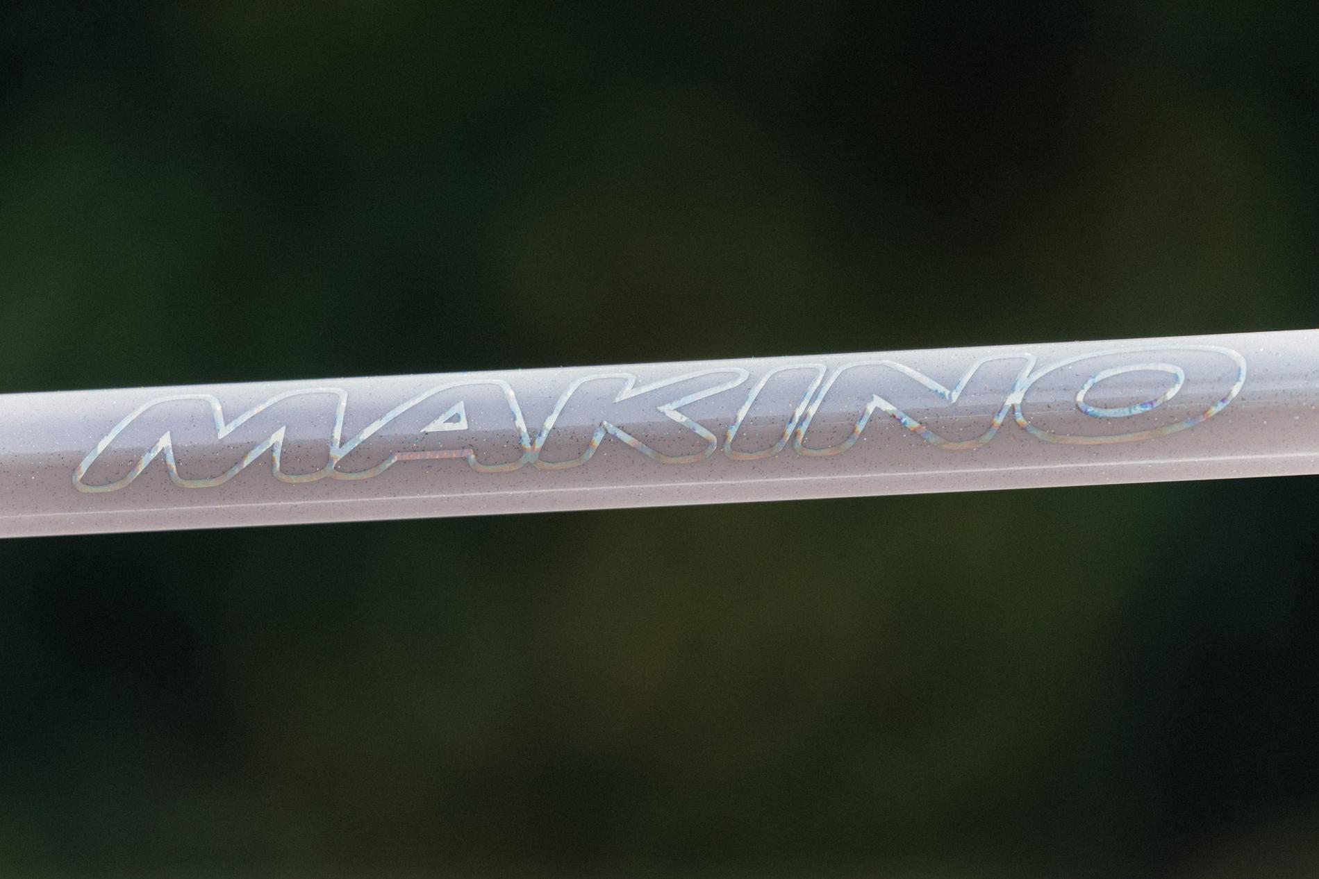 Sleek and Minimal Makino Fixed Gear