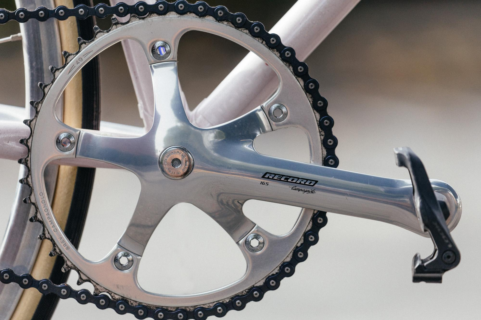Sleek and Minimal Makino Fixed Gear
