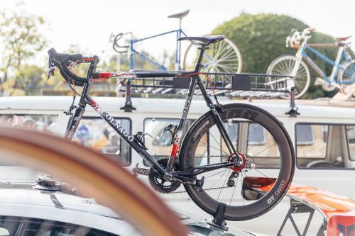 Bikes on Cars