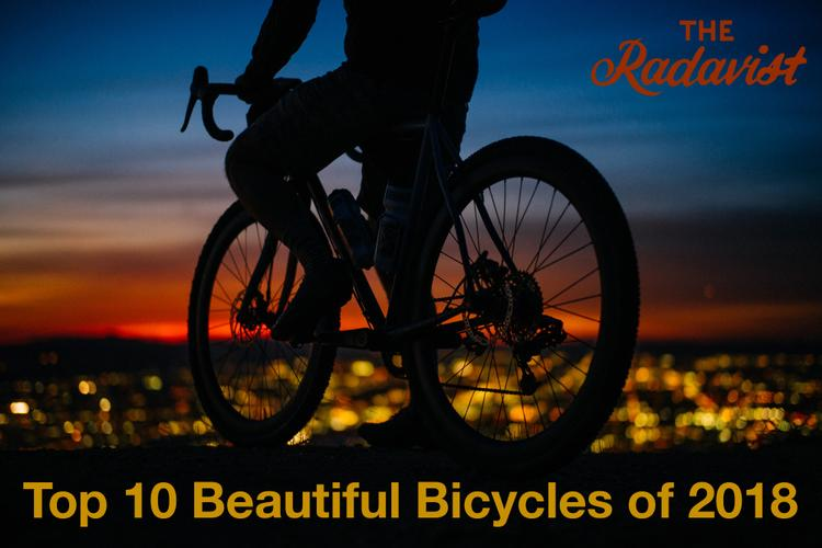 The Top 10 Beautiful Bicycles of 2018