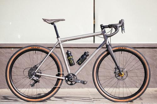 Tom's Moots Routt 45