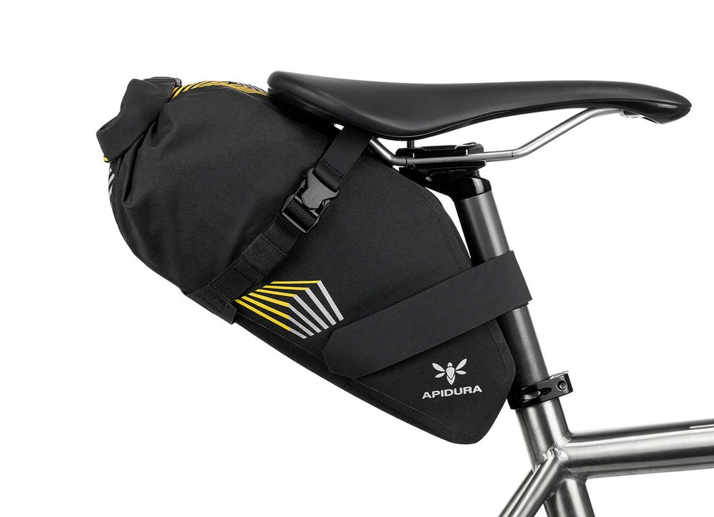 Apidura Releases Ultralight Racing Bikepacking Bags