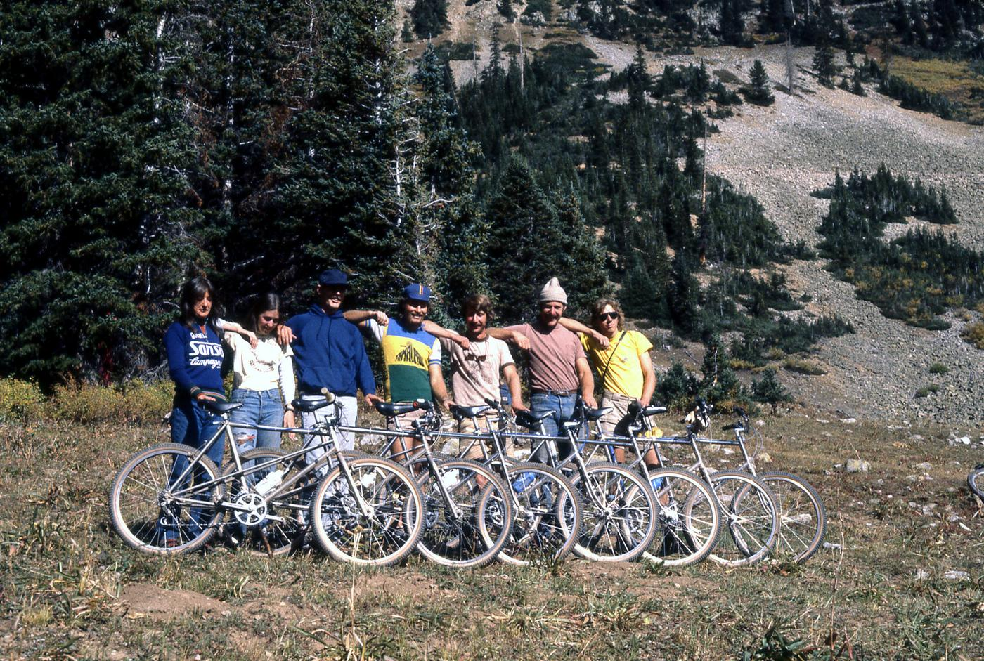 1980 Pearl Pass Tour MTB Excursion by Kevin Montgomery